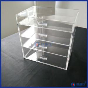 Wholesale Acrylic Makeup Organizer with 4 Drawers pictures & photos