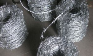 Galvanized Barbed Wire Price with High Quality pictures & photos