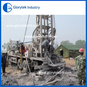 Deep Water Well Drilling Rig Truck Mounted Water Well Drilling Rig C600clca pictures & photos