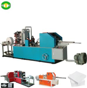 High Speed Full Auto Multi Folding Napkin Paper Machine pictures & photos