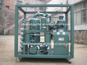Transformer Oil Purification Plant, Vacuum Degasification and Dehydration pictures & photos