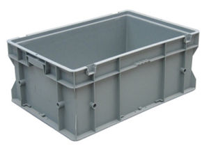 Custom Made Plastic Mould for Turnover Box (ISO9001)