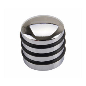 Dome Guitar Knob with Rubber Rings Guitar Parts Supplier pictures & photos