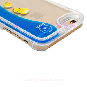 Yellow Duck Oil Dripping Mobile Phone Case for Samsung/iPhone pictures & photos