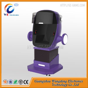 Wangdong New Design 9d Vr Movies, 9d Simulador Cinema, Virtual Reality Seat for Southeast Asia Market pictures & photos