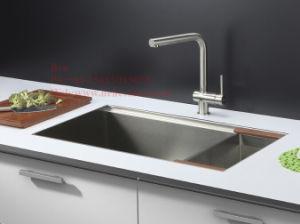 Stainless Steel Handmade Single Bowl Kitchen Sink, Handmade Sink, Kitchen Basin, Kitchen Tank pictures & photos