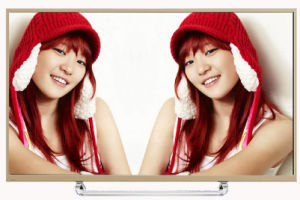 48′′ LCD TV with Network pictures & photos