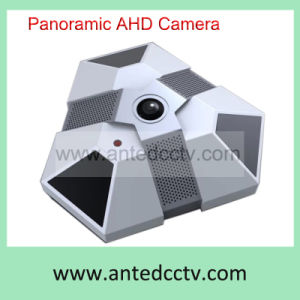 Full HD 1080P 360 Degree Fish Eye Ahd Camera CCTV Security 2.5MP with Wide Angel Panoramic View Camera pictures & photos