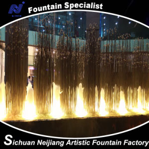 Musical Dancing Fountain + Bubbling Water Fountain pictures & photos