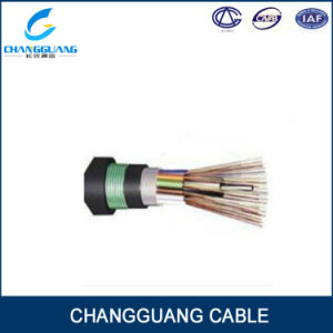 GYXY Outdoor Aerial Fiber Optic Cable Singlemode Unitube Fiber Cable