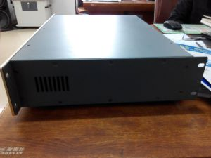 2 Sound Channel Professional Audio Amplifier Power Amplifier pictures & photos