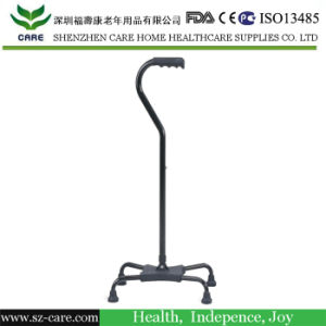 Rehabilitation Therapy Supplies Three-Legged Walking Stick, Four Legged Walking Stick pictures & photos