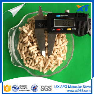 New! 13X APG Molecular Sieve Pellet 3.2mm (1/8′′) pictures & photos
