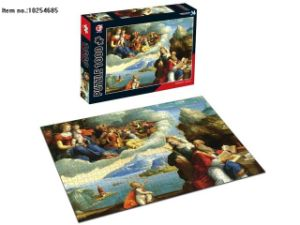 Cardboard Toys for Puzzle 1000 Pieces pictures & photos