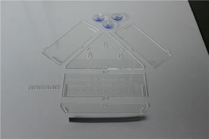 Shipping Charges Saving, Assmebled Clear Acrylic Bird Feeder pictures & photos