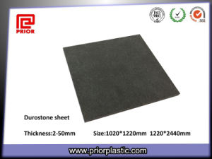 PCB Pallet Material, Durostone CAS761 Sheet in Black Color pictures & photos