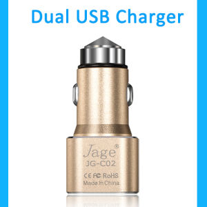 iPhone Charger Cell Phone Portable Charger 5V 2.4A Dual Micro USB