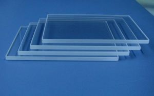 High Quality Quartz Plate Transparent Plate pictures & photos