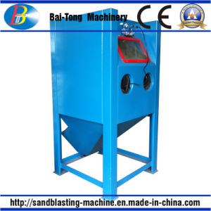 Stainless Steel Manual Wet Sandblasting Machine (1212W) pictures & photos