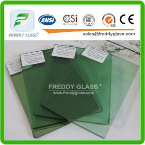 5.5mm Euro Bronze Reflective Glass/Window Glass/Float Glass/Colored Reflective Glass pictures & photos