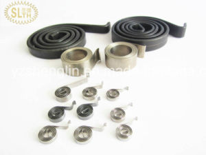 Yangzhou Slth Power Spring Flat Spiral Spring with High Quality pictures & photos