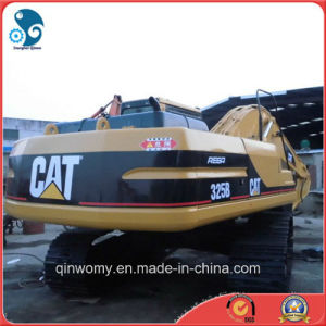 New_Arrival Yellow_Paint Used_Condition USA_Imported Caterpillar 325b Hydraulic_Track_Crawler Excavator pictures & photos