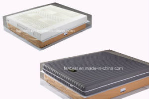 3D Mesh Washable Cover Portable Luxury Natural Latex Mattress ABS-1108 pictures & photos