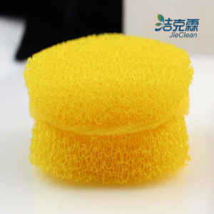 Cleaning Loofah Pad for Kitchen pictures & photos