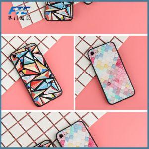 New Arrivals Lattice Pattern Retro Phone Case for iPhone 6 6s 7 Plus pictures & photos