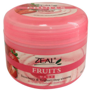 Zeal Natural Fruit Facial Mask Facial Treatment for Personal Use pictures & photos