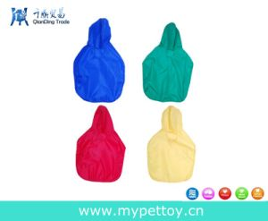 Multicolor Dog Rain Coat Dog Product pictures & photos