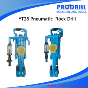 Yt28 Hand Held Pneumatic Rock Drill pictures & photos