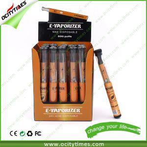Disposable E Cigarette Most Popular Dry Herb Vaporizer Pen Wholesale pictures & photos