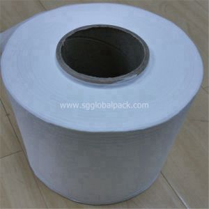 Best Quality White Non Woven Spunlace Fabric in Roll pictures & photos