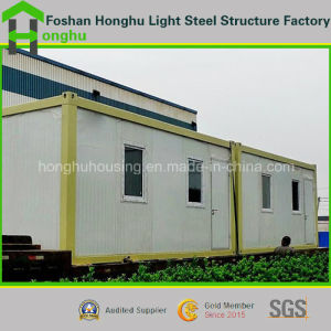 High Quality Low Cost Container House with Indoor Facilities pictures & photos