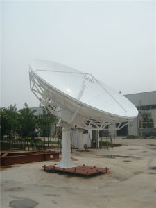 3.7 Meter Satellite Communications Antenna Outdoor pictures & photos
