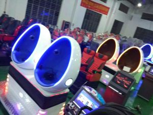 Video Simulator Reality Game Entertainment Machine Amusement Park New Product pictures & photos