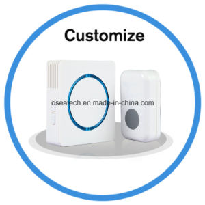 Motion Sensor Push Buttons Ring Doorbell pictures & photos