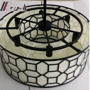 Antique Hotel Decorative Balck Metal Indoor Pendant Lamp pictures & photos