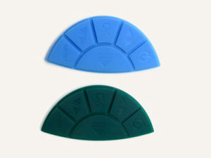 Customzied Silicone Rubber Parts, Rubber Silicone Keypad pictures & photos