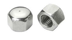 Carbon Steel Hex Cap Nuts DIN917 pictures & photos