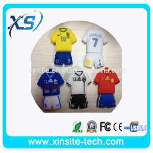 NBA Polo Shirt PVC USB Flash Drive 4GB (XST-USB-001)