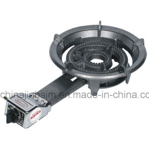 2 Ring High Pressure Cast Iron Gas Cooking pictures & photos