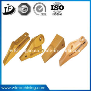 Customized Forged Steel Bucket Teeth for Agricultural Tractor Machinery pictures & photos