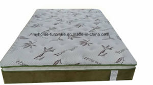Far Infrared Negative Ion Compress Memory Foam Mattress pictures & photos