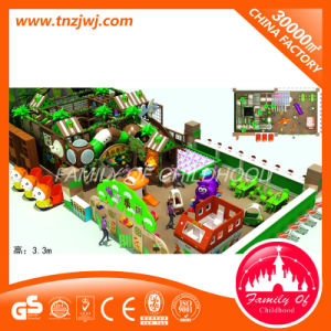 Kids Fun World Naughty Castle Labyrinth Zone Indoor Soft Playground pictures & photos