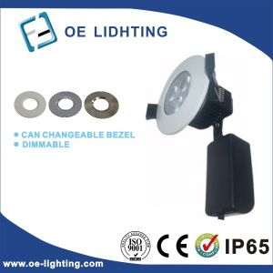 Quality Certification 9W Fire Rated Dimmable LED Downlight pictures & photos