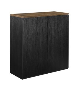 MFC Wooden File Cabinet with Shelves Storage Cabinet pictures & photos