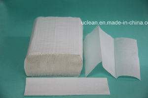 250sheets Virgin Material Mutifold Hand Paper Towel (N fold) pictures & photos
