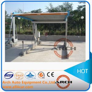 Two Vehicle Lift Table Car Hoist Parking Lift (AAE-PL125) pictures & photos
